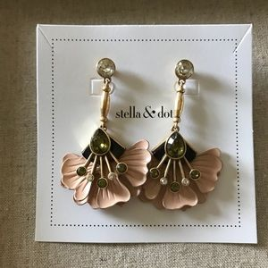 Rory floral earrings